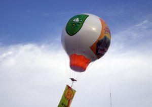 balon udara riau