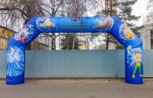 balon gate disney