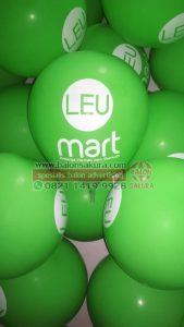 balon print leu mart