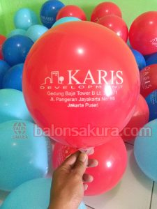 balon sablon jakarta