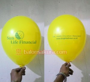 balon sun life