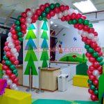 gate dekorasi natal murah
