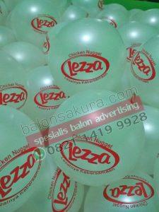 sablon balon lezza