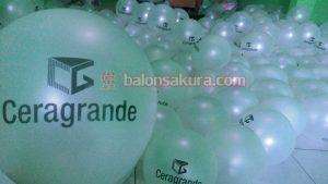 balon sablon branding
