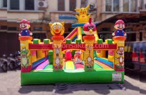 istana balon / rumah balon