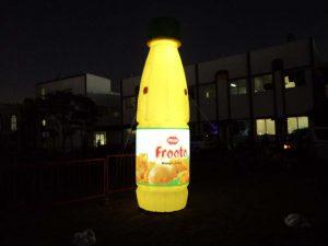 Balon Light Botol