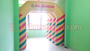balon gate air mancur