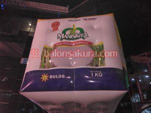 balon promosi kotak