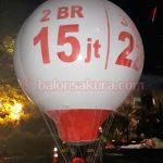 balon promosi oval