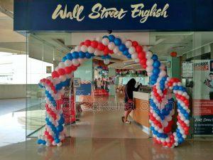 balon dekorasi mall kelapa gading