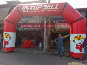 balon gate top sell