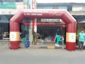 balon gate marketing