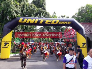 balon gate unitedbike
