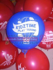 sablon balon playground