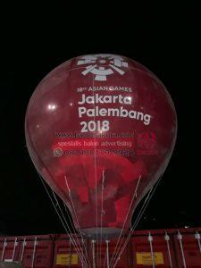 balon udara asian games jakarta palembang